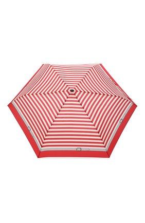 Женский складной зонт DOPPLER красного цвета, арт. 722865D 02 | Фото 1