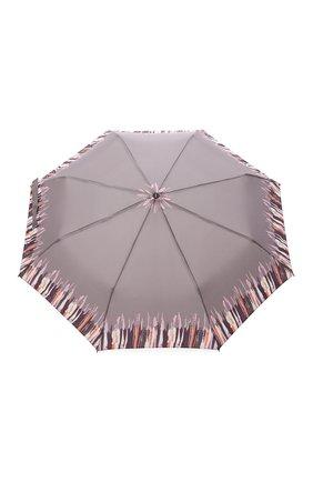 Женский складной зонт DOPPLER серого цвета, арт. 744146529 02 | Фото 1