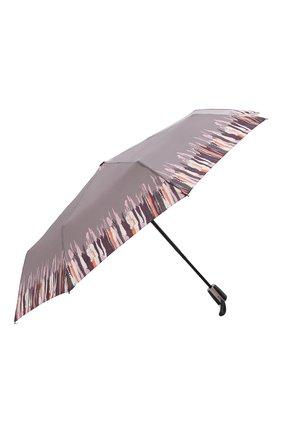 Женский складной зонт DOPPLER серого цвета, арт. 744146529 02 | Фото 2