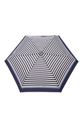 Женский складной зонт DOPPLER синего цвета, арт. 722865D 01 | Фото 1
