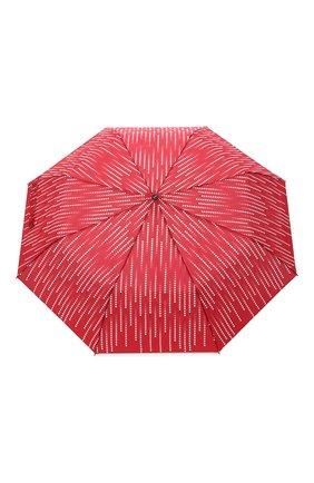 Женский складной зонт DOPPLER красного цвета, арт. 7441465 GL03 | Фото 1