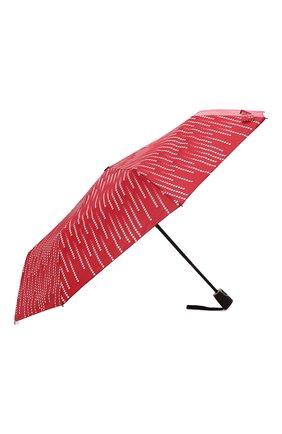 Женский складной зонт DOPPLER красного цвета, арт. 7441465 GL03 | Фото 2