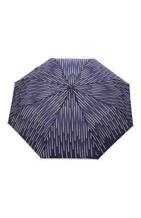 Женский складной зонт DOPPLER синего цвета, арт. 7441465 GL02 | Фото 1