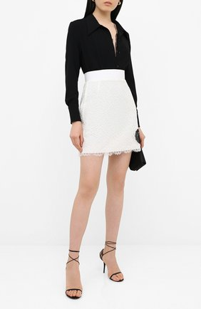 Женская юбка ULYANA SERGEENKO бежевого цвета, арт. GNC002SS20P (0513т20) | Фото 2