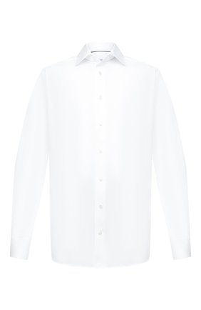 Мужская хлопковая сорочка ETON белого цвета, арт. 1000 01877 | Фото 1