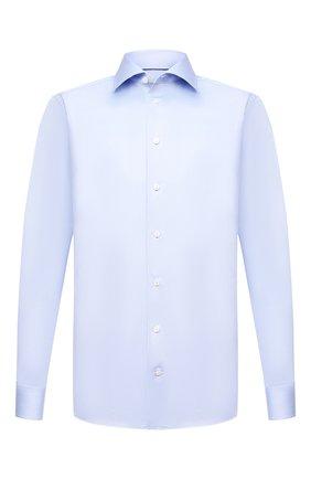 Мужская хлопковая сорочка ETON голубого цвета, арт. 1000 01877 | Фото 1