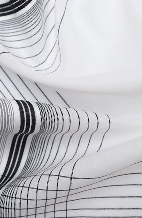 Мужской хлопковый платок SIMONNOT-GODARD темно-серого цвета, арт. 0PERA | Фото 2