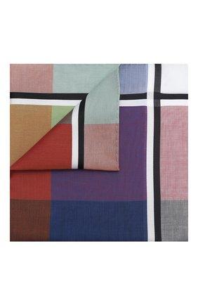 Мужской хлопковый платок SIMONNOT-GODARD разноцветного цвета, арт. P0NDICHERY | Фото 1