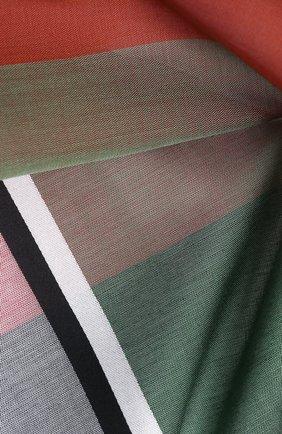 Мужской хлопковый платок SIMONNOT-GODARD разноцветного цвета, арт. P0NDICHERY | Фото 2