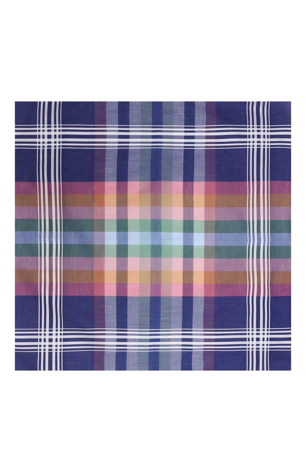 Мужской хлопковый платок SIMONNOT-GODARD разноцветного цвета, арт. GIVERNY 48 | Фото 3