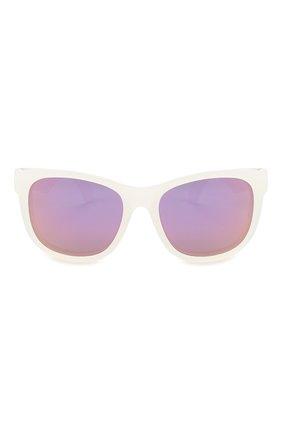 Детского солнцезащитные очки BABIATORS прозрачного цвета, арт. BLU-012 | Фото 2
