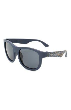 Детского солнцезащитные очки BABIATORS серого цвета, арт. LTD-043 | Фото 1