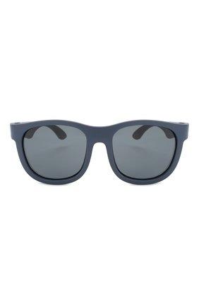 Детского солнцезащитные очки BABIATORS серого цвета, арт. LTD-043 | Фото 2