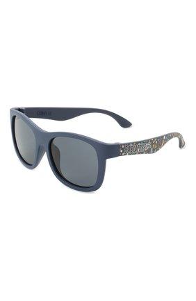 Детского солнцезащитные очки BABIATORS синего цвета, арт. LTD-044 | Фото 1