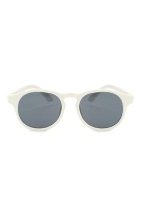 Детского солнцезащитные очки BABIATORS белого цвета, арт. LTD-035 | Фото 2