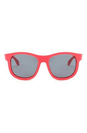 Детского солнцезащитные очки BABIATORS розового цвета, арт. NAV-019 | Фото 2