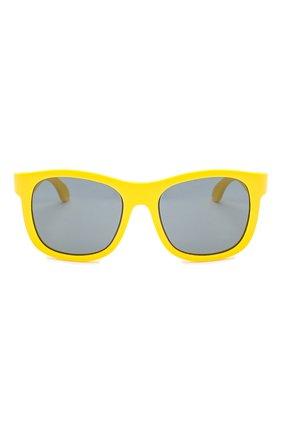 Детского солнцезащитные очки BABIATORS желтого цвета, арт. NAV-018 | Фото 2