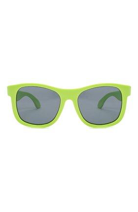 Детского солнцезащитные очки BABIATORS желтого цвета, арт. NAV-002 | Фото 2