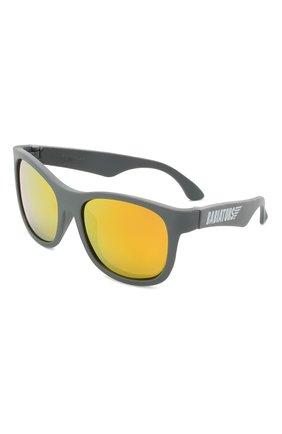 Детского солнцезащитные очки BABIATORS оранжевого цвета, арт. BLU-010 | Фото 1