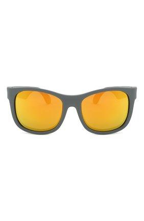Детского солнцезащитные очки BABIATORS оранжевого цвета, арт. BLU-010 | Фото 2