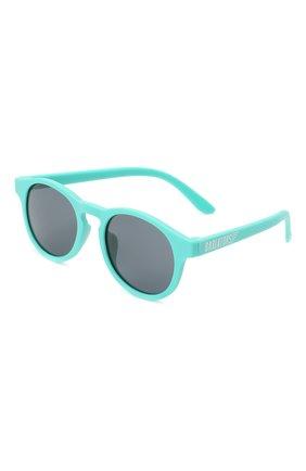Детского солнцезащитные очки BABIATORS бирюзового цвета, арт. LTD-039 | Фото 1