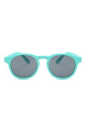 Детского солнцезащитные очки BABIATORS бирюзового цвета, арт. LTD-039 | Фото 2