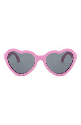 Детские солнцезащитные очки BABIATORS розового цвета, арт. LTD-031 | Фото 2