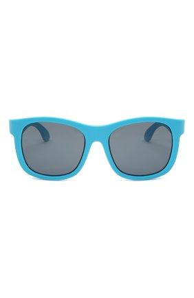 Детского солнцезащитные очки BABIATORS синего цвета, арт. NAV-004 | Фото 2