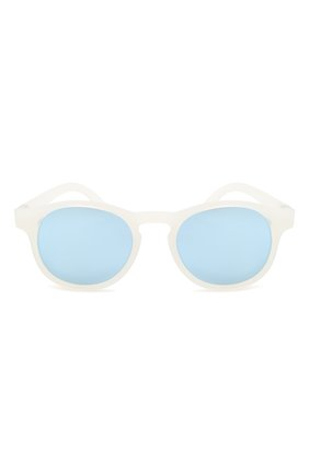 Детского солнцезащитные очки BABIATORS прозрачного цвета, арт. BLU-004 | Фото 2