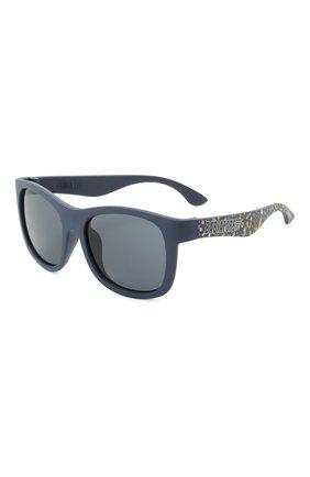 Детского солнцезащитные очки BABIATORS серого цвета, арт. LTD-044 | Фото 1