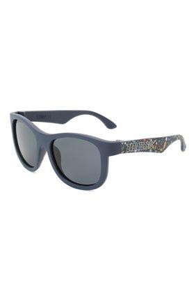 Детские солнцезащитные очки BABIATORS синего цвета, арт. BAB-036 | Фото 1