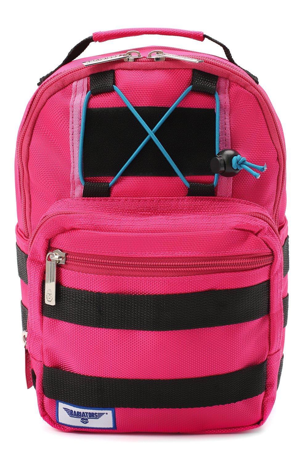 Детская рюкзак BABIATORS розового цвета, арт. BAB-070   Фото 1
