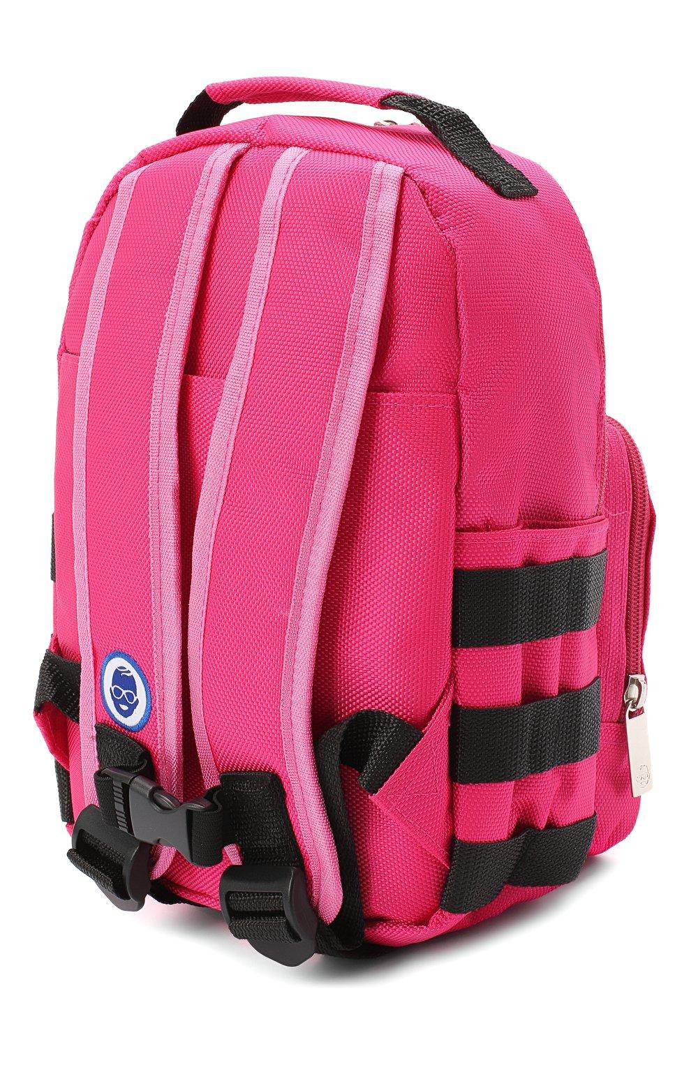 Детская рюкзак BABIATORS розового цвета, арт. BAB-070   Фото 2