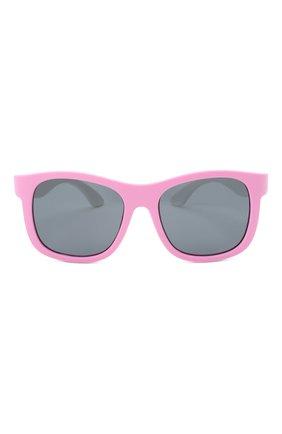 Детского солнцезащитные очки BABIATORS розового цвета, арт. LTD-046 | Фото 2