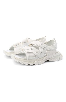 Комбинированные сандалии Track | Фото №1
