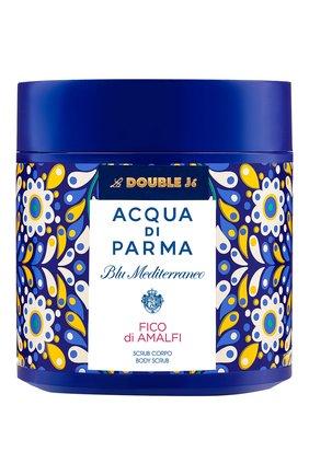 Женского скраб для тела blu mediterraneo fico di amalfi ACQUA DI PARMA бесцветного цвета, арт. 57183 | Фото 1