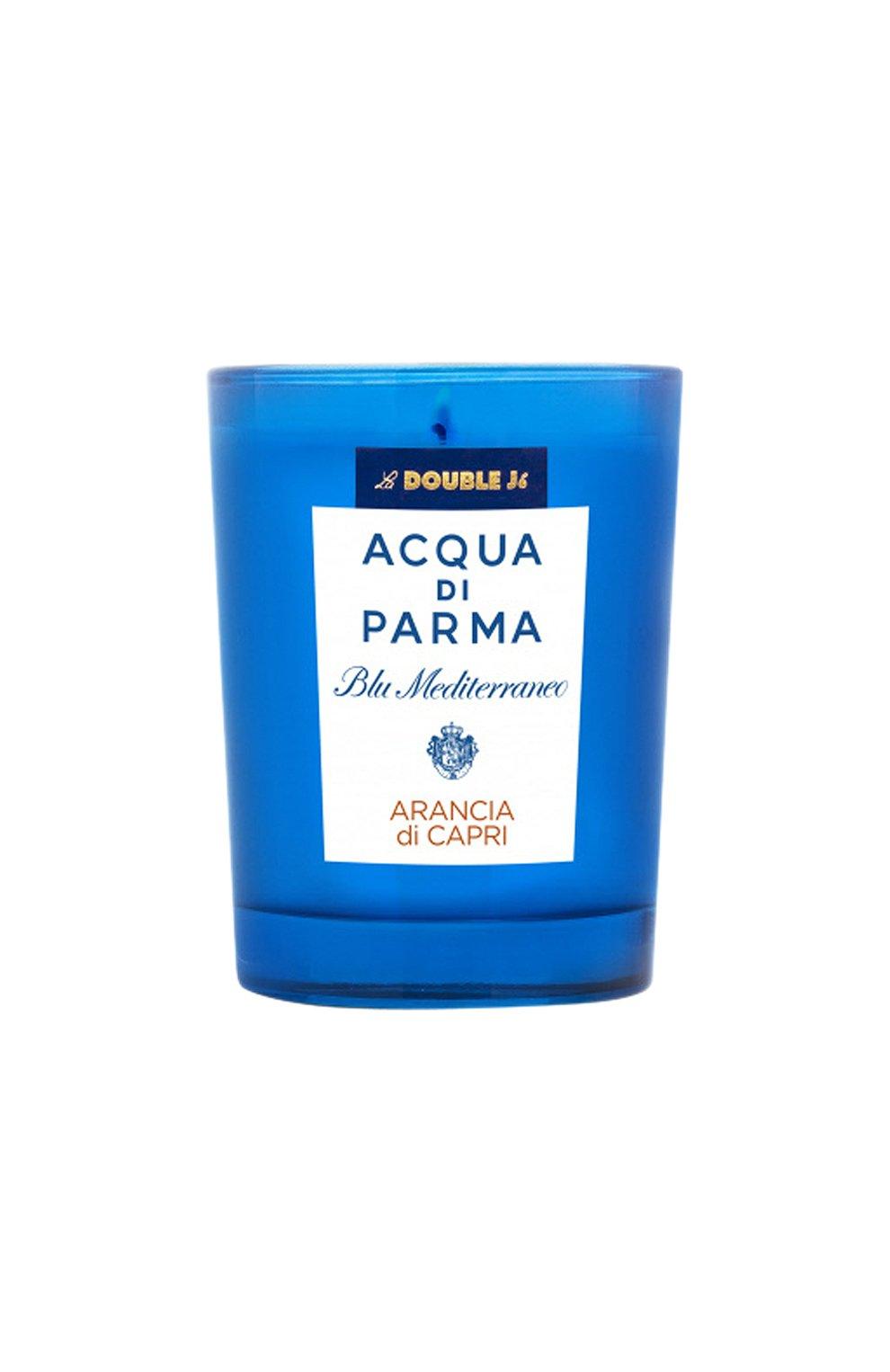 Мужская парфюмированная свеча ACQUA DI PARMA бесцветного цвета, арт. 57188ADP | Фото 1