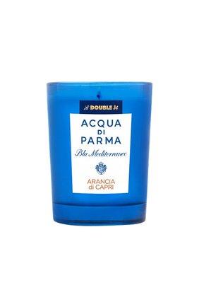 Мужского парфюмированная свеча ACQUA DI PARMA бесцветного цвета, арт. 57188ADP | Фото 1