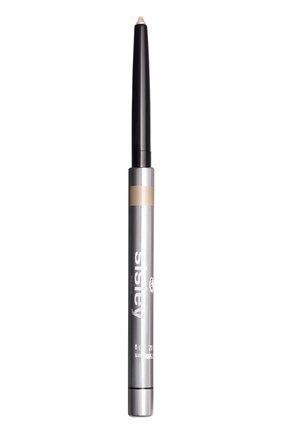 Женский карандаш для глаз phyto-khol star waterproof crayon, 9 sparkling pearl SISLEY бесцветного цвета, арт. 187428 | Фото 1