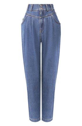 Женские джинсы DOLCE & GABBANA голубого цвета, арт. FTB0LD/G8BE3 | Фото 1