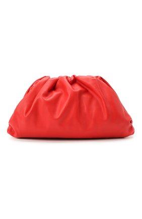 Женский клатч pouch BOTTEGA VENETA красного цвета, арт. 576227/VCP40 | Фото 1