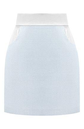 Женская юбка ULYANA SERGEENKO голубого цвета, арт. GNC005SS19P (0815т19) | Фото 1