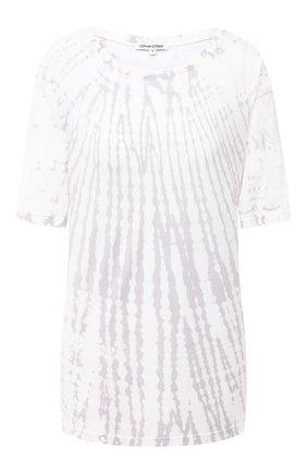 Женская футболка COTTON CITIZEN белого цвета, арт. W12122   Фото 1