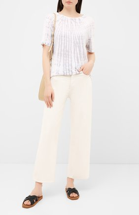 Женская футболка COTTON CITIZEN белого цвета, арт. W12122   Фото 2