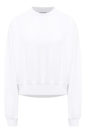 Женская хлопковый свитшот COTTON CITIZEN белого цвета, арт. W309261   Фото 1