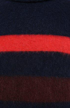 Мужской шерстяной свитер LANVIN темно-синего цвета, арт. RM-P00011-MV02-A20 | Фото 5