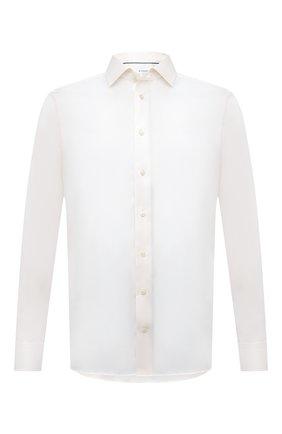 Мужская хлопковая сорочка ETON бежевого цвета, арт. 3000 79511 | Фото 1