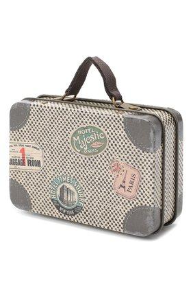 Детский игрушка дорожный чемодан MAILEG серого цвета, арт. 20-7016-00 | Фото 2