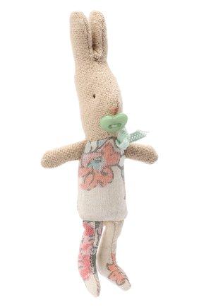 Детского новорожденный кролик MAILEG бежевого цвета, арт. 16-3015-17 | Фото 1