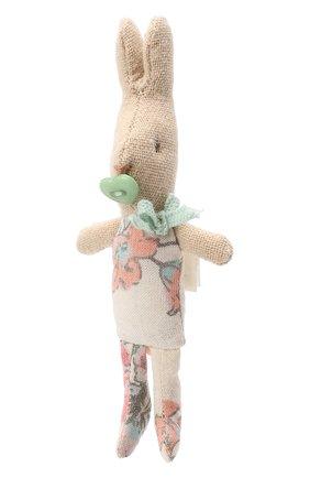 Детского новорожденный кролик MAILEG бежевого цвета, арт. 16-3015-17 | Фото 2